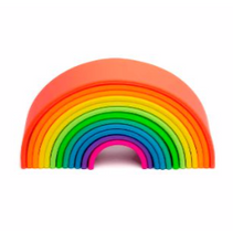 Stor Regnbue  - Klare farger
