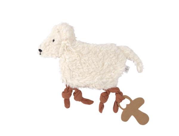 Bilde av Knitted Baby Comforter GOTS,